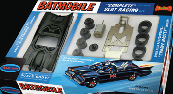 POL 883 Batmobile (60s TV show) 1/32 scale KIT