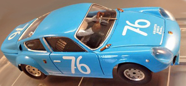 PSK 009/2 Abarth Simca 200TC. blue