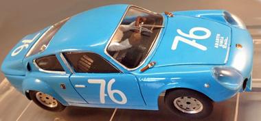 PSK 009/2 Abarth Simca 200TC. blue