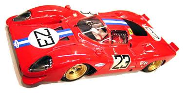 Racer RCR32P Ferrari 312P KIT, Daytona 1970