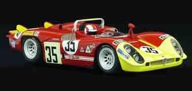 Racer RCR53C Alfa Romeo 33/3, LeMans 1970 #35