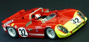 Racer RCR60B Alfa Romeo 33/3, Sebring 1970 #32