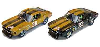 Pioneer RTP1 Mustang fastback twin pack