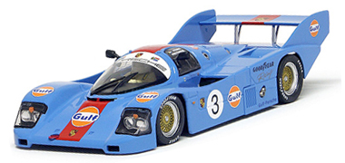 Slot It SICA09E Porsche 956 KH, Gulf. Preorder now!