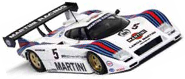 Slot It SICA21B Lancia LC2/85 Martini, Spain 1985. Preorder now!