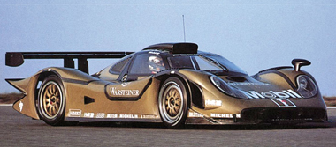 Slot It SICA23B Porsche 911 GT1-98 test car. Preorder now!