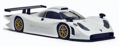 Slot It SICA23Z Porsche 911 GT1-98, all white - $54.99