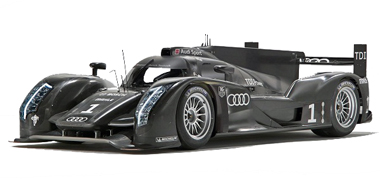 Slot It SICA24A Audi R18 test car, 2011. Preorder now!