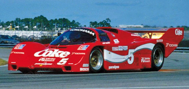 Slot It SICA25A Porsche 962 IMSA, Daytona 1986. Preorder now!