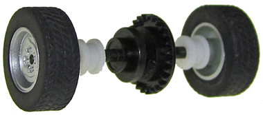 W10014 Rear axle assembly for Ford Lotus Cortina - $6.99