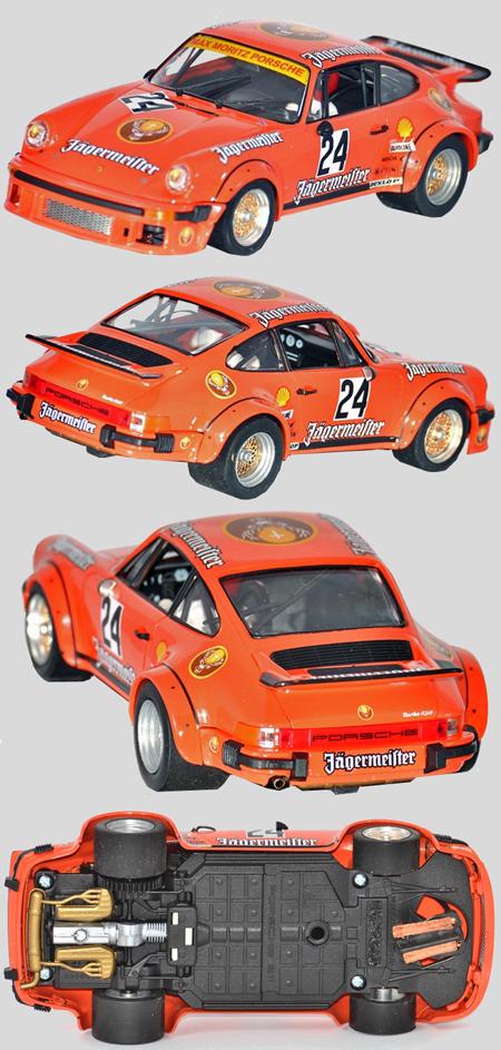 Fly 044103 Porsche 934, Jagermeister