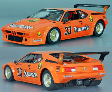 Fly 051104 BMW M1 Jagermeister