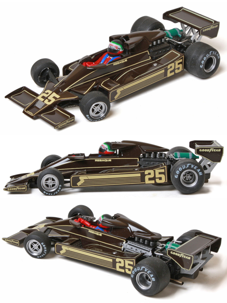 Fly 058301 Lotus 78, Hector Rebaque 1978