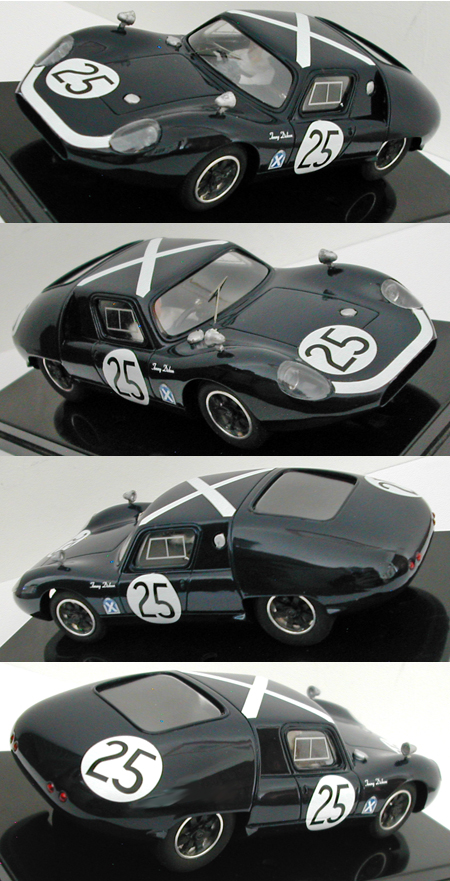 GMC08/1 Tojeiro, Ecurie Ecosse, 1962-63, RTR