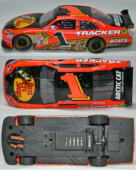 SCX D10062X300 Chevrolet NASCAR, Jamie McMurray, digital