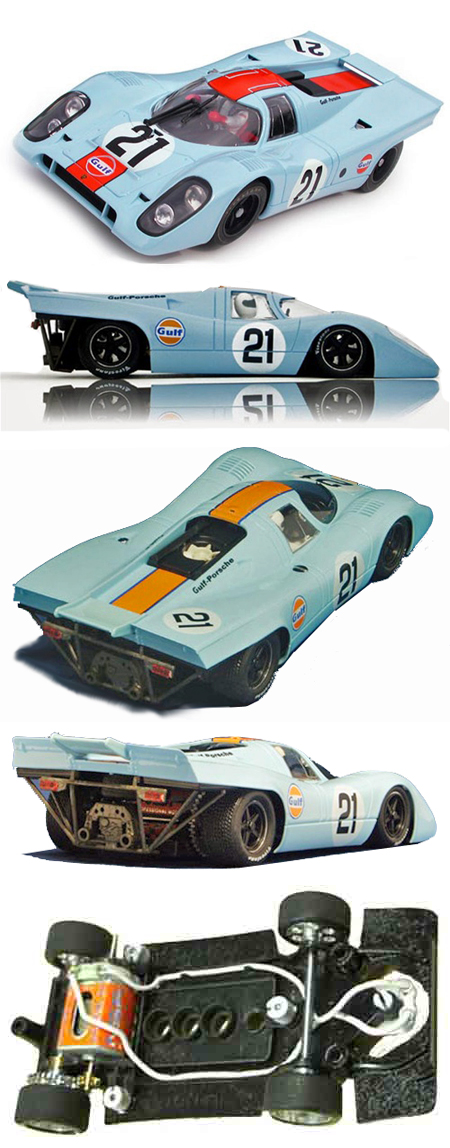 NSR 1065 Porsche 917 Gulf #21