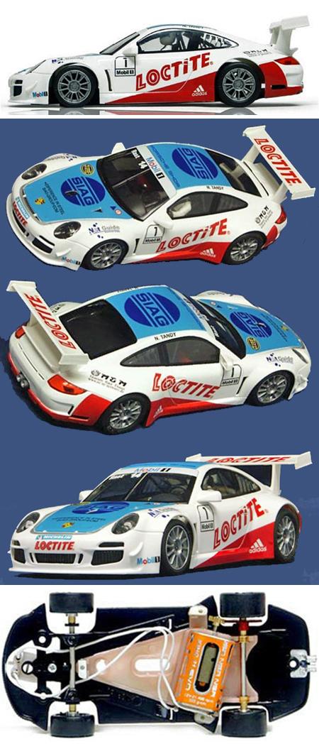 NSR 1075AW Porsche 997 Loctite