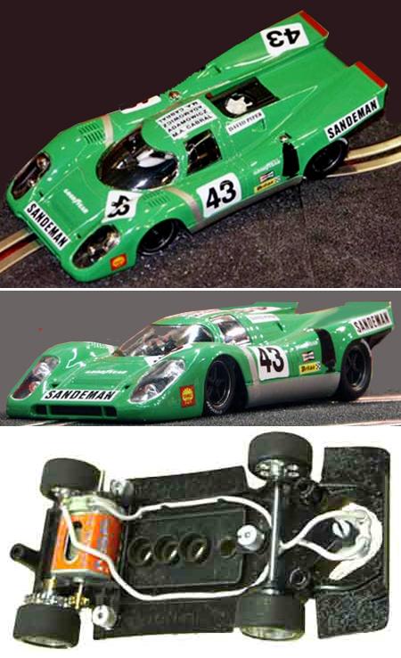 NSR 1092SW Porsche 917 Sandeman #43
