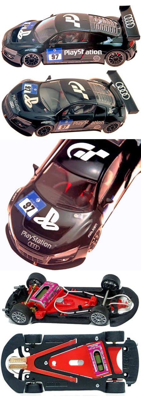 NSR 1094AW Audi R8 GT, Playstation