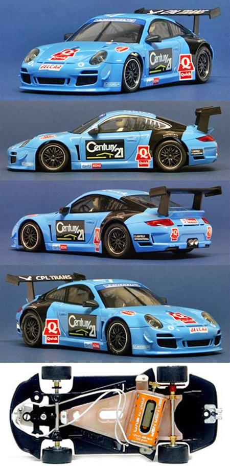 NSR 1116AW Porsche 997 Century 21