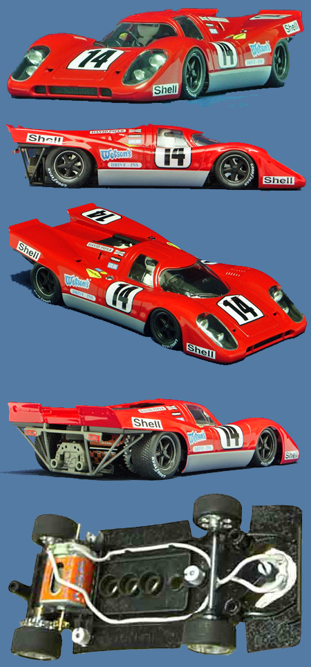 NSR 1122SW Porsche 917 Brands Hatch 1970