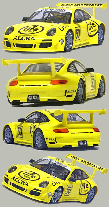 NSR 1135AW Porsche 997 Zolder 2007