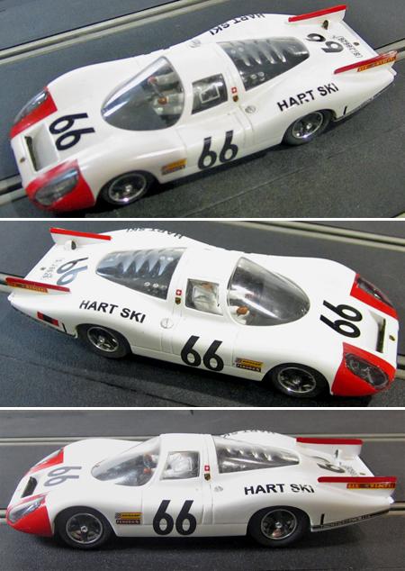 GMC12 Porsche 907 #66, RTR car