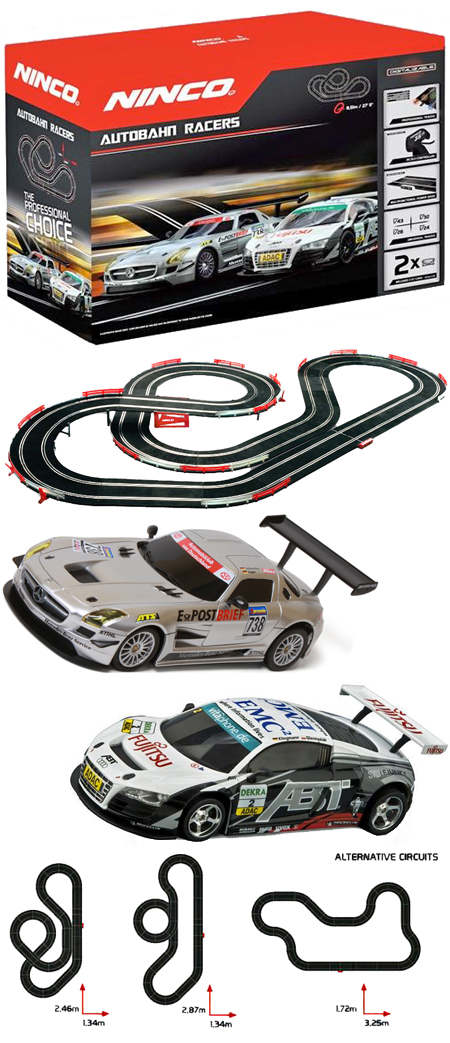 Ninco 20156 Autobahn Racers set