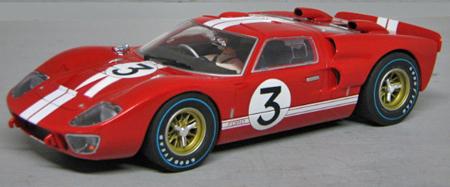 Ford MkII, LeMans 1966, Dan Gurney/Jerry Grant - Carrera 23736