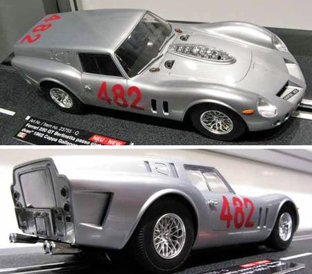 "Carrera 23755 Ferrari 250 GT ""Breadvan"", silver"