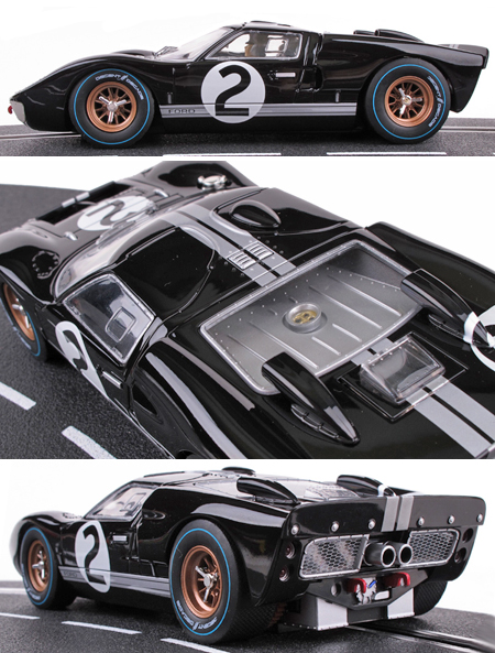 Carrera 23769 Ford GT40 MkII, LeMans 1966, Digital124