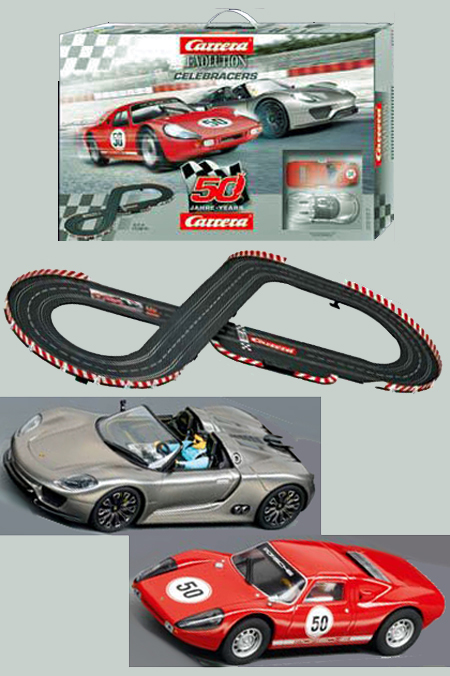Carrera 25197 Celebracers race set