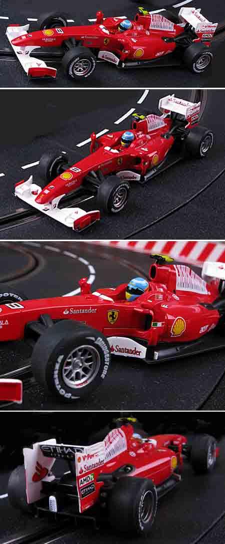 Carrera 27323 Ferrari F1, 2010
