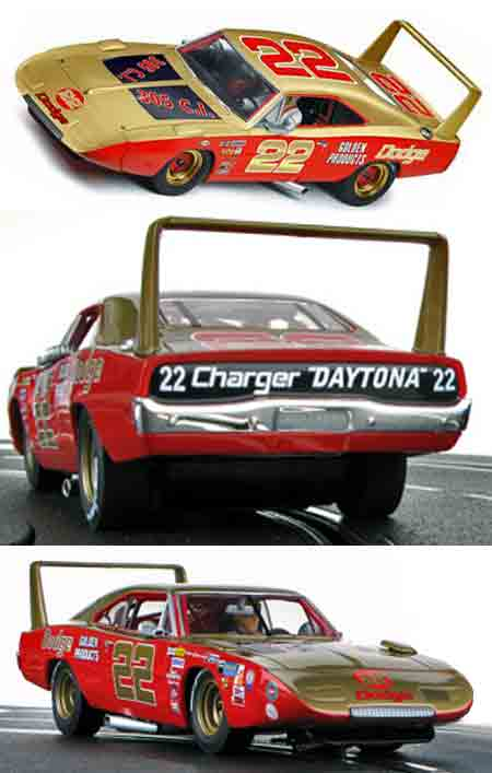 Carrera 27332 Dodge Charger Daytona , #22, 1971