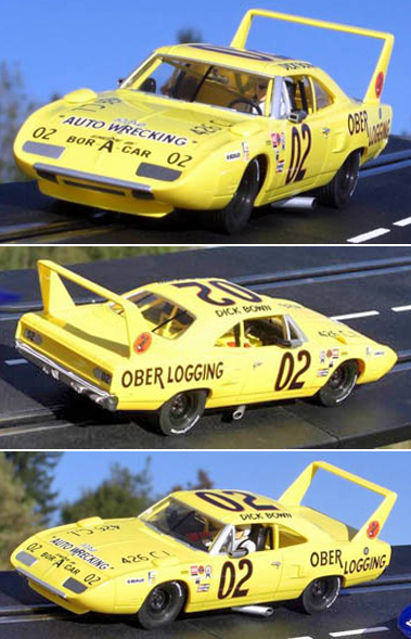Carrera 27378 Plymouth Superbird NASCAR, #02