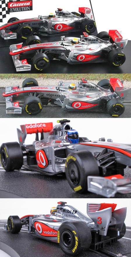 Carrera 27394 McLaren-Mercedes F1, 2011 #3