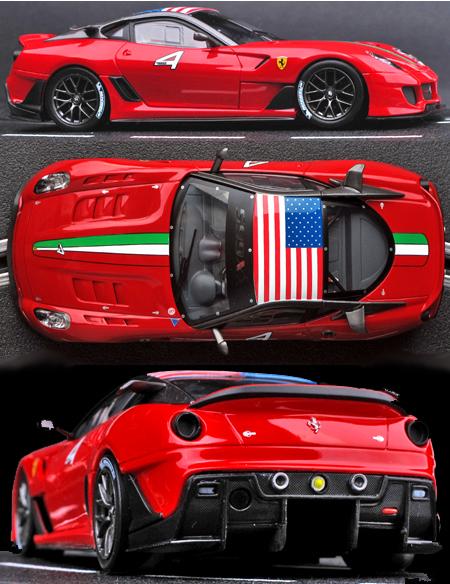 Carrera 27400 Ferrari 599XX, #4