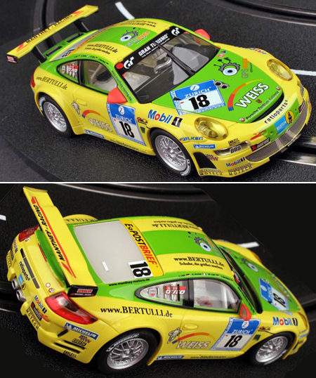 Carrera 27401 Porsche 997 Manthey Racing 2011