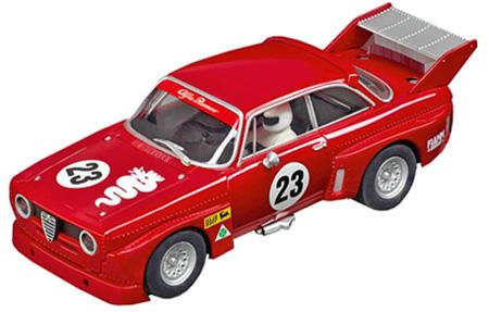 Carrera 27415 Alfa GTA silhouette