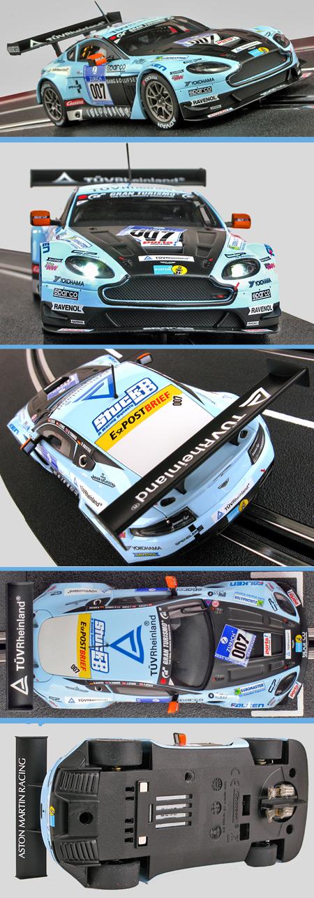 Carrera 27447 Aston Martin V12 Vantage GT3, Young driver