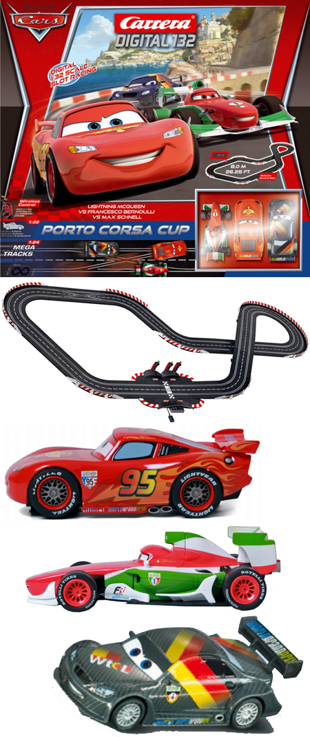 Carrera 30159 Porto Corsa Cup set, Digital 132