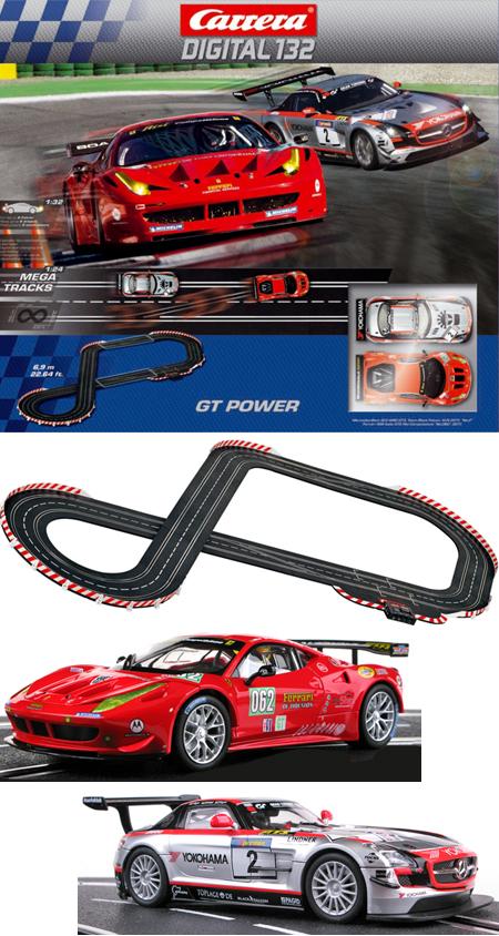 Carrera 30161 GT Power set, Digital 132