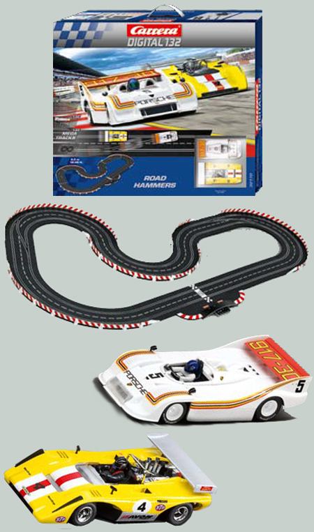 Carrera 30170 Road Hammers race set, Digital 132