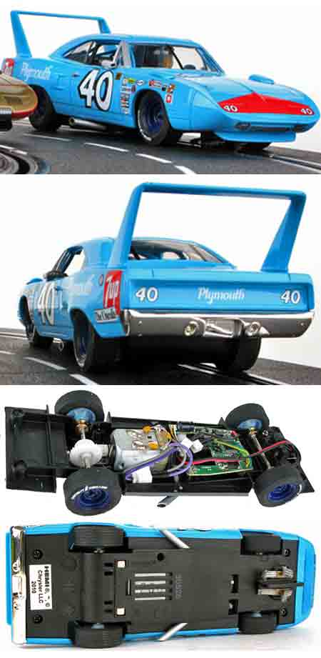 Carrera 30526 Plymouth Superbird #40, D132
