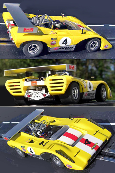 Carrera 30549 Lola T222, Interserie