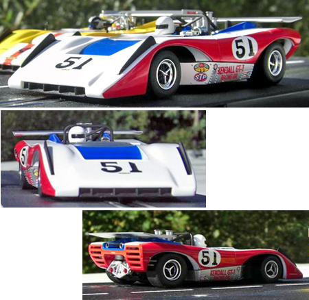 Carrera 30550 Lola T222, Dave Causey