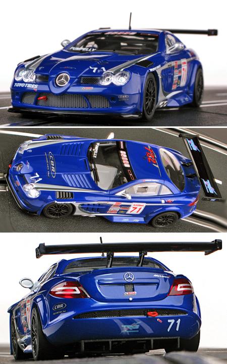 Carrera 30567 Mercedes-Benz McLaren GT SLR, D132