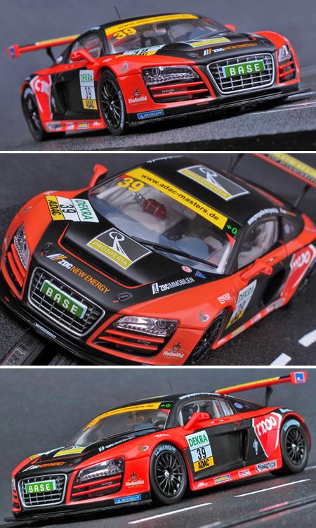 Carrera 30601 Audi R8 LMS #39, 2011, D132