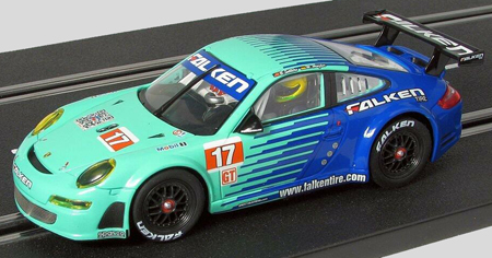 Carrera 30642 Porsche 997, Team Falken, Digital 132