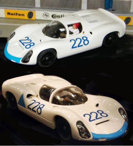 Top Slot 5006 Porsche 910 Targa Florio 1976